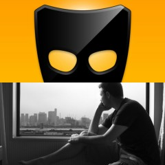 Great Wall of Grindr: All Alone & Looking For Fun