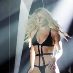 OMG! Britney Spears Unveils Crazy-Hot Body & Look for 'Private Show' [Video]