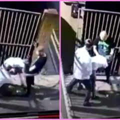 VIRAL: Watch What Happens When Three Chavs Wanna Hook-Up but Nobody Can Accom [NSFW]