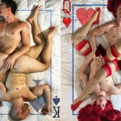 VIRAL: This Couple's Nude Playing Cards are Perfect for Strip Poker [NSFW]