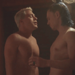 VIRAL: Colton Haynes Gets Topped by Evan Peters in American Horror Story Sex Scene