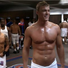MAN CANDY: 'Hunger Games' Alan Ritchson's Underwear Modelling Days [NSFW]