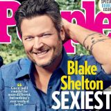 People Magazine Name Blake Shelton Sexiest Man Alive, Because Apparently it's April 1st