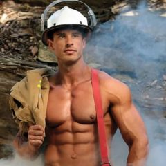 The Smokin' Hot Firefirghts of Australia will Set Your P*ssy on Fire