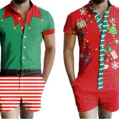 Festive Rompers are Here, and They're as Festivally Hideous as You'd Expect