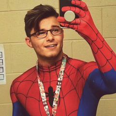 This Teacher's Super-Tight Superhero Halloween Outfit is Going Viral – See Why!