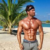 MAN CANDY: German Tycoon Bastian Yotta Bares All at the Beach [NSFW]
