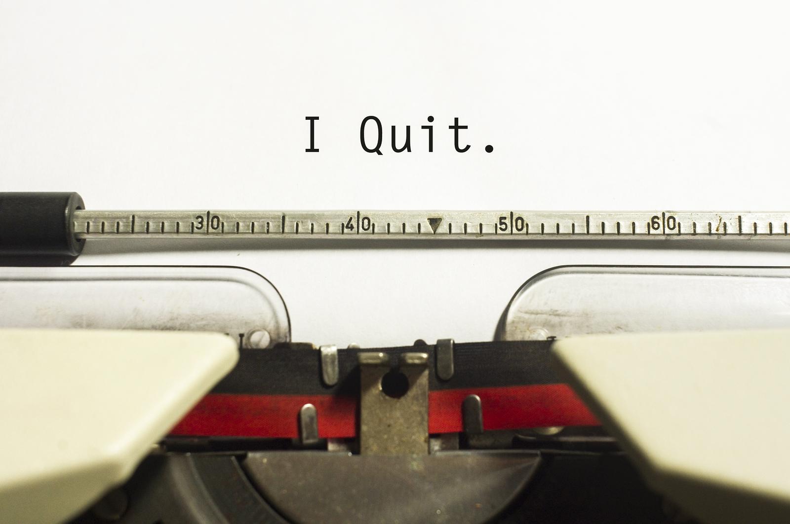 change-quit