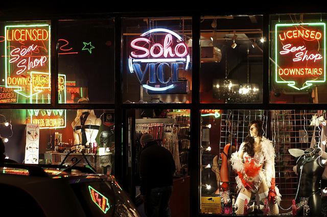 Soho-London