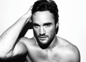 MAN CANDY: Thom Evans Makes Us Melt In Series Of Shirtless Snaps