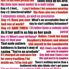 Gays Overheard #27: Spunky Smells, Selfie Sticks & Stimulation