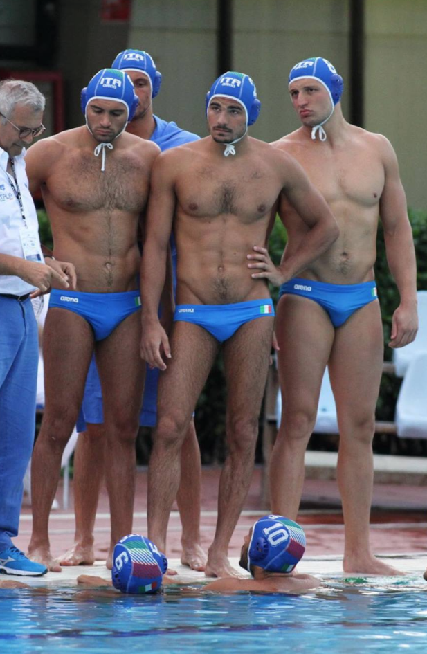 Something is. Water polo nude naked are not
