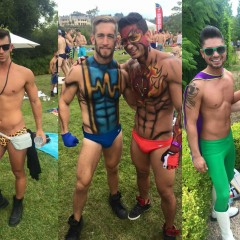 Check Out The Sexy Superheroes At Impulse's Supersoaked Party [Coverage]