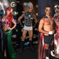 COVERAGE: The Fit, The Fierce & The Famous From 2015's Halloweenie [PICS]