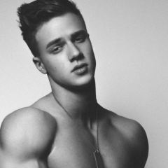 MAN CANDY: Towering Twink Attila Toth is the Gorgeous God You've Dreamed Of