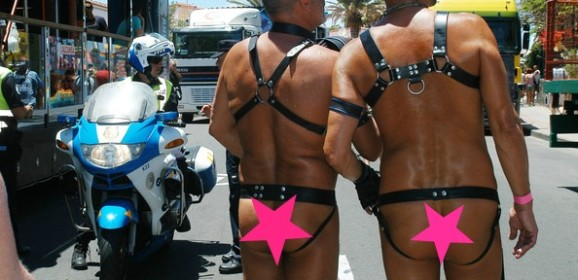 40 People that had WAY too Much Fun at Gran Canaria Pride [NSFW]