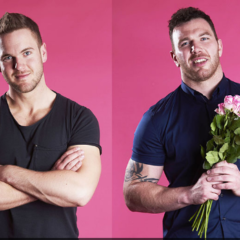 Rugby Player Keegan Hirst goes on Gay Date with Personal Trainer for 'First Dates'