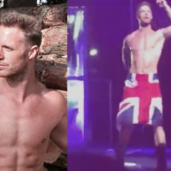 VIRAL: Dreamboys Stripper Sends Crowd Wild with Patriotic Flag (Pole) Routine [NSFW]