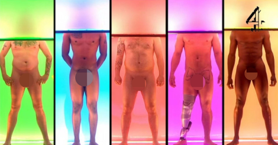 Naked Attraction - Channel 4