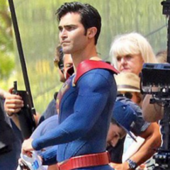 MAN CANDY: Everyone is Totally OK with Tyler Hoechlin & his Bubble Butt as Superman