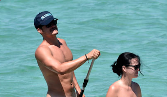 MAN CANDY: Orlando Bloom Goes Full-Frontal in Italy -- UNCENSORED! [NSFW]