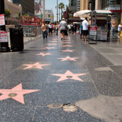 VIRAL: Man Openly Masturbates on Hollywood's Walk of Fame [NSFW]