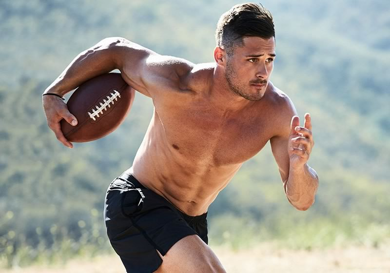 hunky gay nfl players