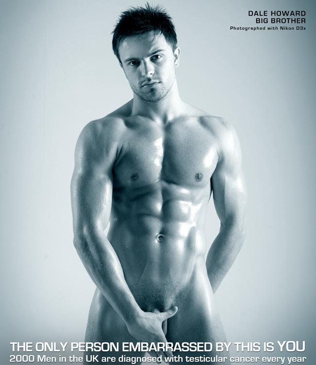 Share your dale howard big brother nude