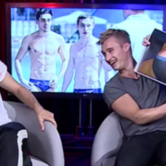 VIRAL: Olympic Divers Chris Mears & Jack Laugher Guess Each Other's Bulges & Butts