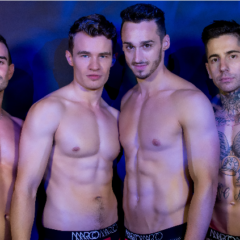 """NEWS: In Midst of LGBT Venue Closures, Ku Klub Reminds London: """"Soho is Still Alive"""" (and SEXY)"""