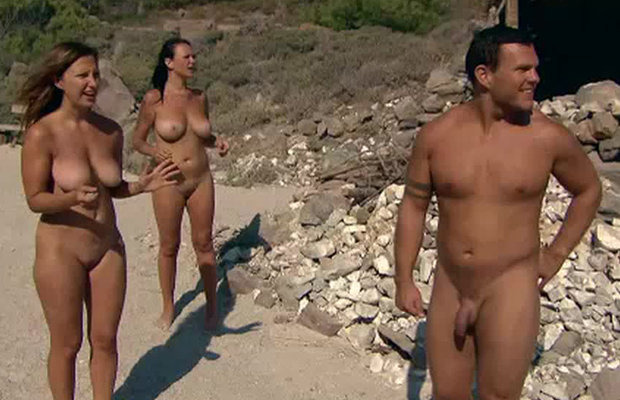 Get to know nude Dutch celebrities better with Adam Looking For Eve VIPs