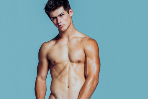 MAN CANDY: Here's Carson Aldridge — The Fresh-Faced Twunk of Our Fantasies
