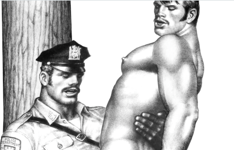Tom of finland orgy
