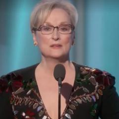 VIRAL: Meryl Streep Steals the Golden Globes with Heartbreaking Anti-Trump Speech [Video]