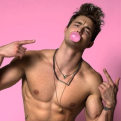 MAN CANDY: Armani Model Christian Hogue flaunts the Goods in Racy Snaps [NSFW]