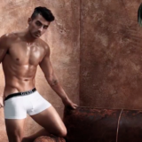 MAN CANDY: Watch Underwear-Clad Joe Jonas in Motion for GUESS Campaign [Video]