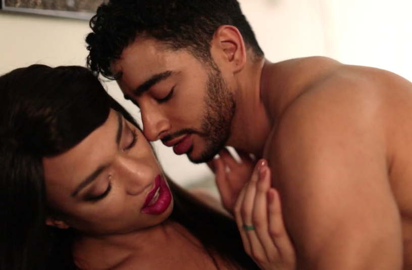 VIRAL: Supermodels Laith Ashley & Arisce Wanzer get Sexual in 'Private Affair' [Video]