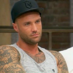 MAN CANDY: Calum Best Flashes his Cakes on Celebrity Big Brother