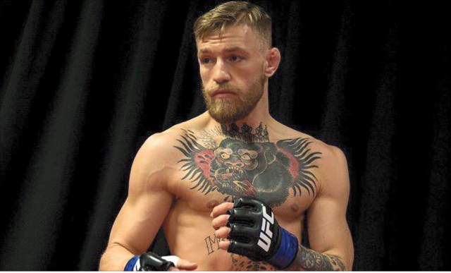 VIRAL: Sexy Irish Fight Conor McGregor goes Bareback in New Ad [Video]