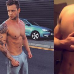 GOSSIP: Model Dustin McNeer was Selling Softcore Nudes & Cam Shows Online  [NSFW]