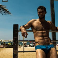 MAN CANDY: Tasty Chef Franco Noriega Serves Up Mouth-Watering Bod