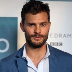 Jamie Dornan Shaves Head, goes from Boy Next Door to Bad Boy Real Quick