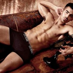 MAN CANDY: Joe Jonas is the Face & BODY of New GUESS Campaign — DANG!