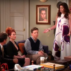 GOSSIP: Debra Messing just took a Massive Steaming Dump on the Will & Grace Reunion