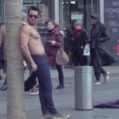 VIRAL: Model Aaron Diaz Teaches you 'How to be Sexy' – and it's not how You Think [Video]