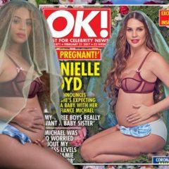 GOSSIP: Beyoncé is SHOOK after Danielle Lloyd Copies her Pregnancy Look