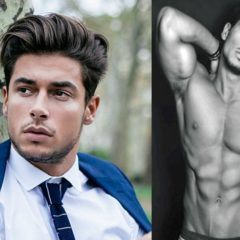 MAN CANDY: Taylor Swift's Video Hunk Andrea Denver's Wildest (Wet) Dreams [NSFW]