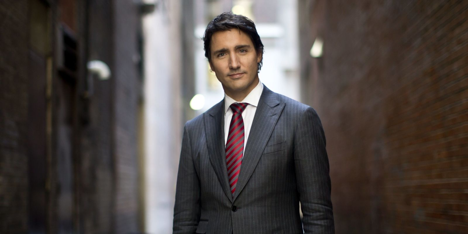 We just Joined Politics and We're Voting for Justin Trudeau's Bubble Butt