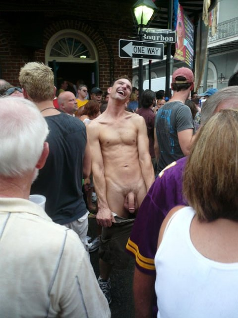 Into the Depths of Gay Men in New Orleans