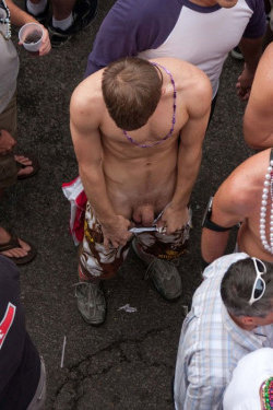 nude men with penis beads
